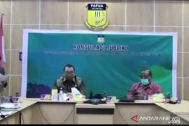 Pemprov Papua gelar konsultasi publik bangun kesepahaman revisi RTRW