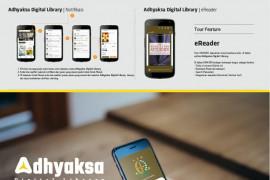 Peringati Hari Bhakti Adyaksa, Kejari Sitaro Luncurkan Adyaksa Digital Library