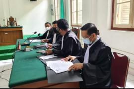Tim Penasihat hukum Gubernur Sulsel nonaktif tak ajukan eksepsi
