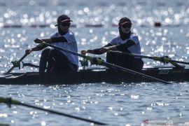 Manajer Tim Dayung sebut Mutiara/Melani kalah jam terbang di Olimpiade Tokyo
