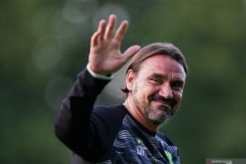 Daniel Farke inginkan Norwich City jadi anggota tetap Liga Premier