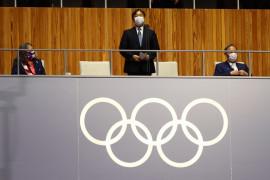 Kaisar Jepang Naruhito resmi membuka Olimpiade Tokyo 2020