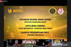 Ruandu raih Nominasi Anugerah KPAI 2021