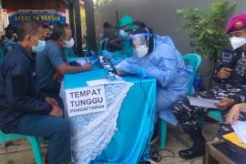 Kemenhub gelar vaksinasi massal di sejumlah pelabuhan di Indonesia