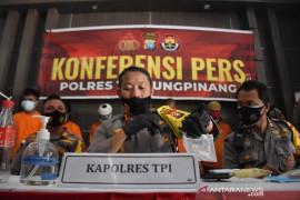 Polisi: Pembobol lima kantor di Dompak orang yang sama
