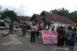 Pemerintah Kabupaten Minahasa Tenggara berlakukan PPKM