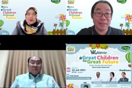 "GGF gelar webinar \""Great Children for Great Future\"""