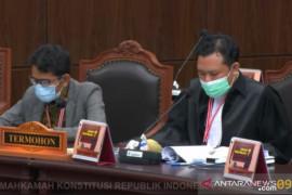 KPU sebut MK tak berwenang periksa permohonan sengketa Pilgub Kalsel