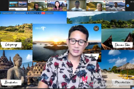 Embassy holds virtual tour during '10 New Bali' book launch