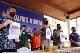 Pelaku ilegal logging di Dumai diringkus Page 3 Small