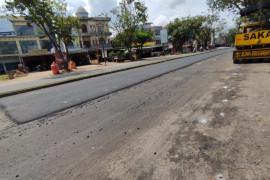 Tujuh ruas jalan kabupaten di Sumsel beralih status