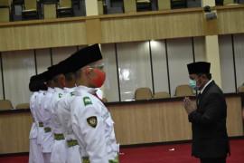 Dispora Sumsel ganti delegasi paskibraka yang positif terpapar COVID-19
