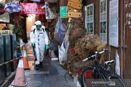 "Sampah wadah makanan menumpuk di Taiwan selama pemberlakuan \""lockdown\"""