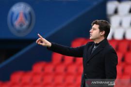 PSG perpanjang kontrak pelatih Mauricio Pochettino hingga 2023