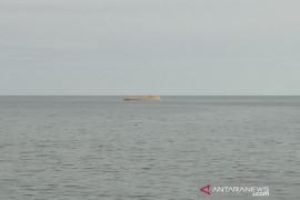 Daratan muncul di laut terjadi di Natuna