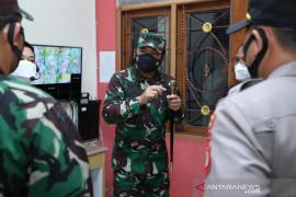 Panglima TNI berharap tempat isolasi COVID-19 dibentuk setiap daerah