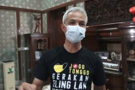 Ganjar: Percepatan vaksinasi di Jateng terhambat stok vaksin