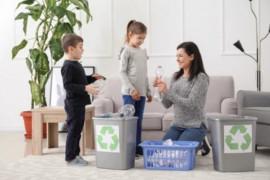 Membangun kesadaran peduli sampah pada anak dengan pola 3R