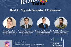 Legislator: Tingkat keterwakilan pemuda di parlemen belum optimal