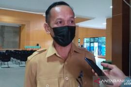 Kasus aktif COVID-19 di Belitung mencapai 879 orang