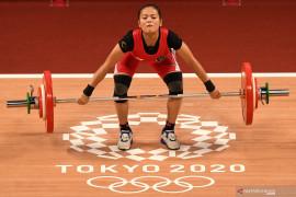 Indonesia sabet medali pertama Olimpiade Tokyo 2020 lewat lifter putri Windy Cantika Aisah Page 4 Small