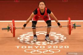 Medali pertama Indonesia di Olimpiade Tokyo