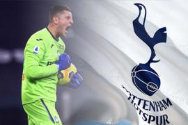 Tottenham Hotspur pinjam Pierluigi Gollini dari Atalanta