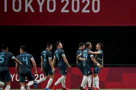 Argentina berhasil tekuk Mesir 1-0 di laga lanjutan Grup C Olimpiade Tokyo
