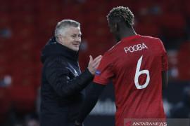 Solskjaer klaim MU sedang bahas dengan Pogba tentang kontrak baru