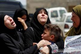 Pasukan Israel tewaskan  warga Palestina