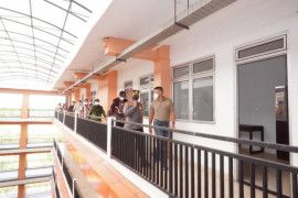 Kulon Progo menyiapkan anggaran Isoter Rusunawa Giripeni Rp5,4 miliar