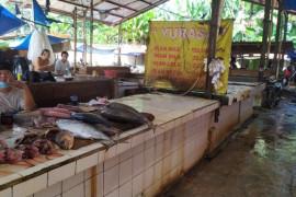 Warga Bandarlampung masih banyak tak pakai masker di pasar tradisional