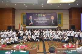 Terpilih secara aklamasi, Agung Nugroho kembali nahkodai IMI Riau