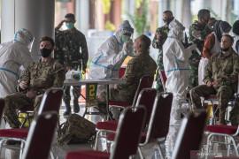Tentara Amerika Jalani Tes PCR Setiba Di Palembang Page 4 Small