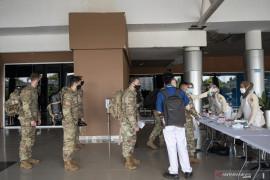 Tentara Amerika Jalani Tes PCR Setiba Di Palembang Page 2 Small