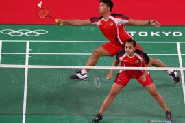 Olimpiade Tokyo - Praveen/Melati maksimalkan persiapan hadapi laga terakhir Grup C