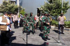 Panglima TNI tinjau tempat isolasi terpusat di Asrama Haji Donohudan