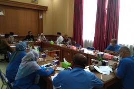 Untuk secepatnya atasi permasalahan debit air, DPRD Payakumbuh dorong PAM Tirta Sago