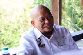 LaNyalla apresiasi dermawan asal Aceh salurkan bantuan COVID-19 untuk Sumsel
