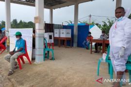 KPU Papua: partisipasi pemilih PSU Boven Digoel 56,06 persen