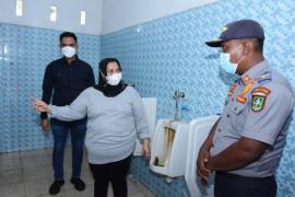 Bupati Bengkalis meradang, toilet di Pelabuhan Roro jorok