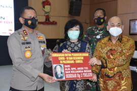 Ini sosok pengusaha asal Aceh hibahkan Rp2 Triliun ke Polda Sumsel untuk penanganan COVID