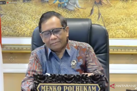 Menko Polhukam Mahfud MD: Ada gangguan kebangsaan dengan alasan demokrasi