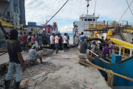Pelindo IV kerja sama dengan Pelabuhan Donggala optimalkan aset