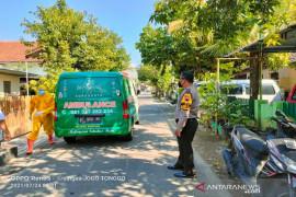 Ratusan pasien OTG di Solo jalani isolasi
