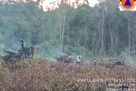 BNPB ingatkan provinsi rawan untuk lakukan  pencegahan dini karhutla