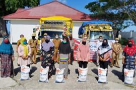 Pemkab Buton Selatan salurkan beras kepada 9.646 KPM terdampak PPKM