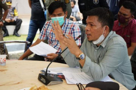DPRD Sulbar minta belanja hibah pembangunan dipercepat