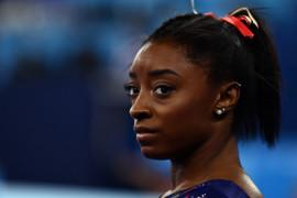 Pesenam Simone Biles berusaha torehkan sejarah Olimpiade