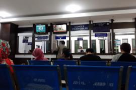 Sepi peminat  pembuatan paspor di Imigrasi Tanjungpinang